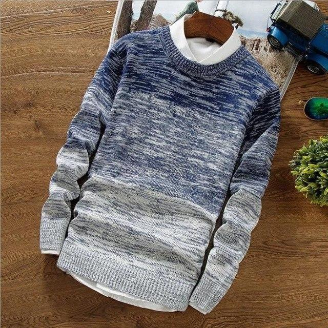 KNITTED SWEATER (3 сolors)
