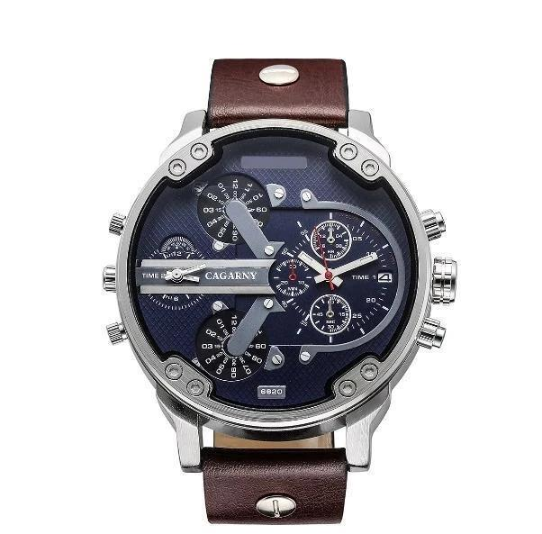 QUARTZ WATCH ELGIN (6 colors)