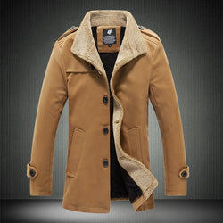 WOOL SHORT COAT (3 colors)