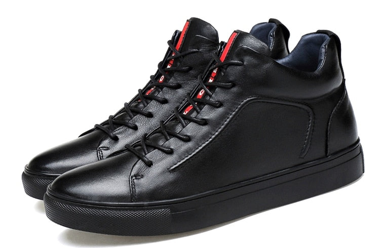 CASUAL LEATHER SHOES (2 types)