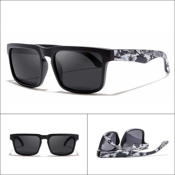 SQUARE POLARIZED SUNGLASSES (12 variants)