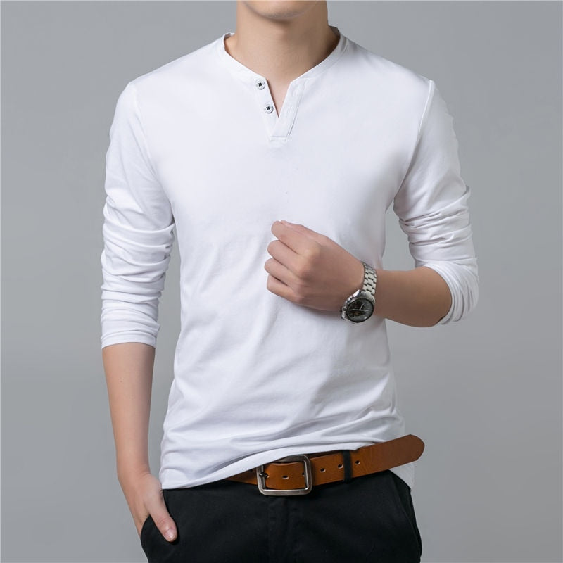 LONG SLEEVE T-SHIRT (5 colors)
