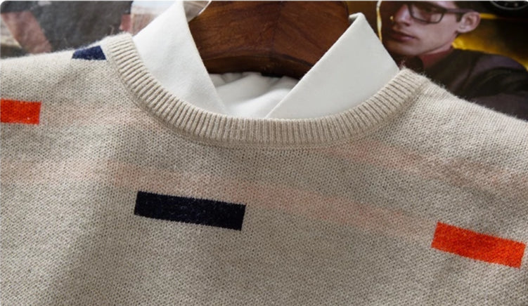 FASHION CASHMERE SWEATER (3 colors)