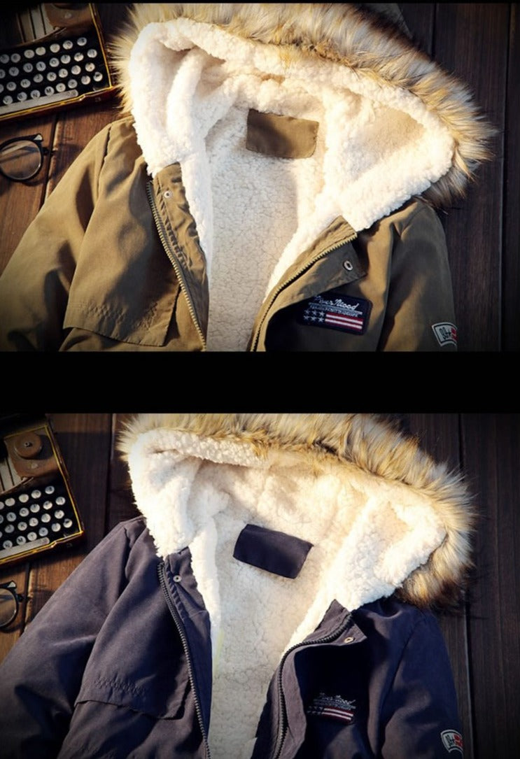 AVIATOR PARKA (3 colors)
