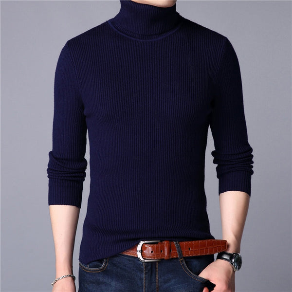 CASUAL CASHMERE SWEATER (7 colors)