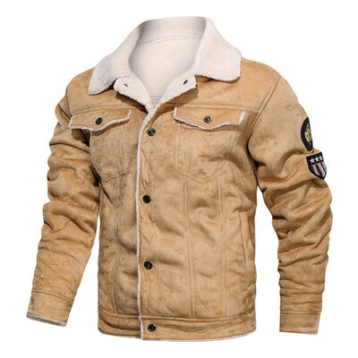 PILOT THICK JACKET (3 colors)