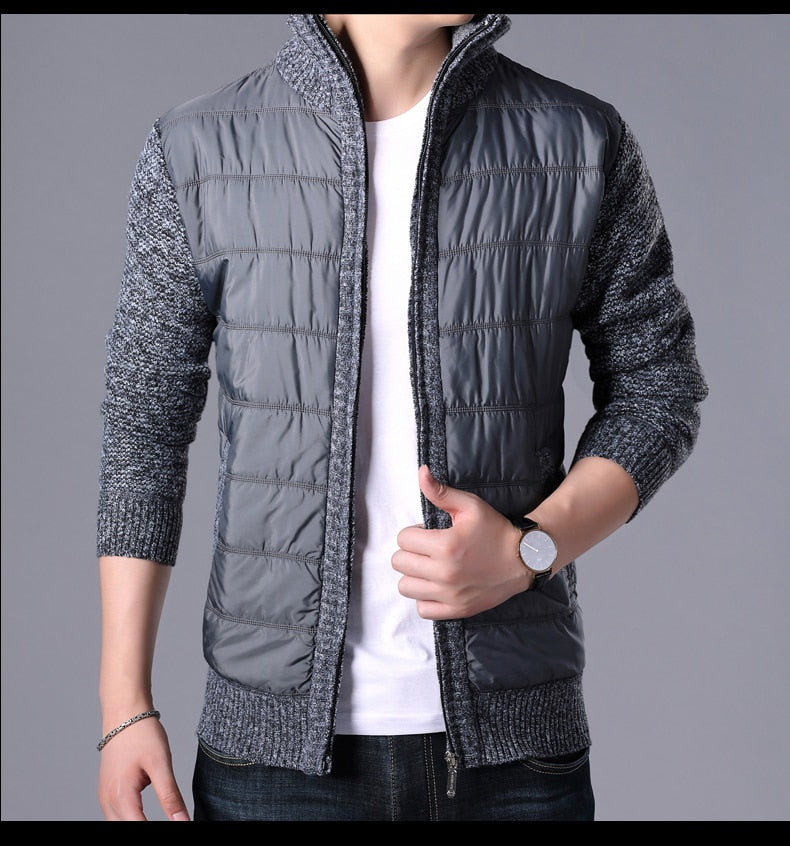 COLIN WARM CARDIGAN (5 colors)