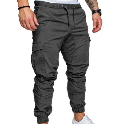 CASUAL POCKETS JOGGERS (7 colors)