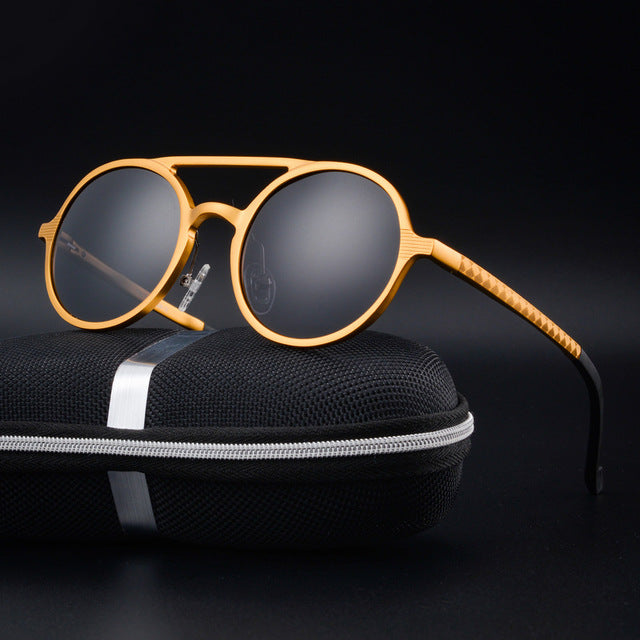 FASHION ROUND SUNGLASSES (5 colors)
