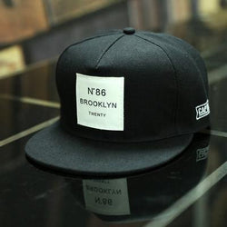 """BROOKLYN"" SNAPBACK BASEBALL CAP (2 colors)"