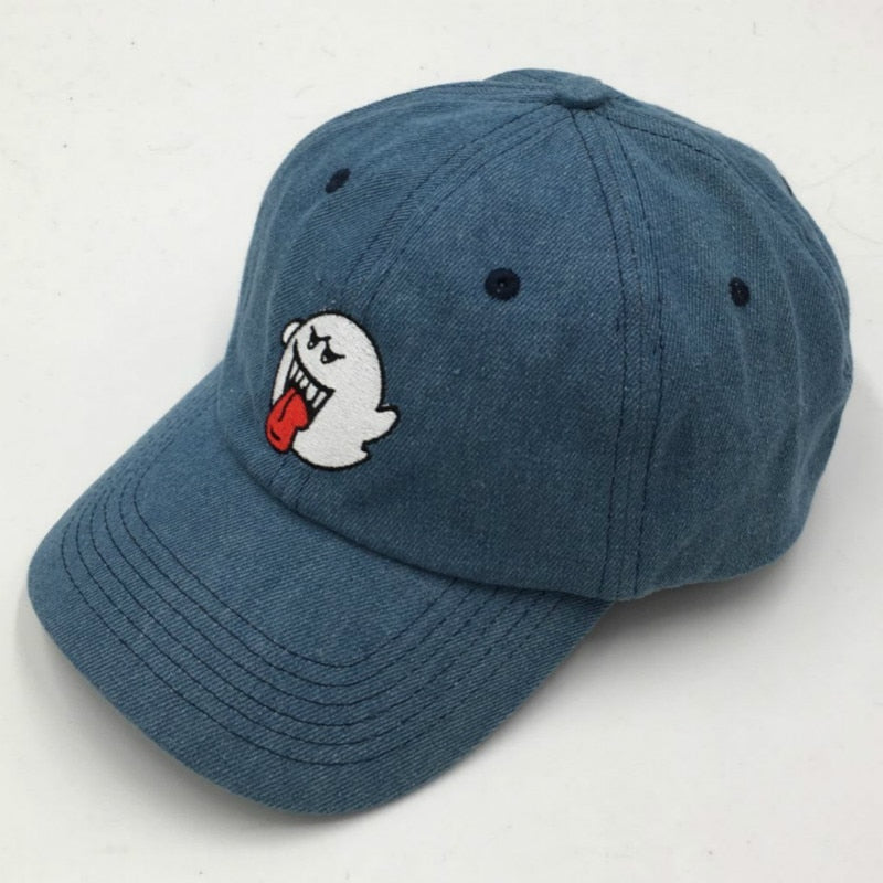 """KING BOO"" CAP (2 colors)"