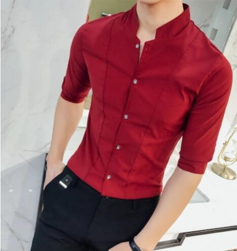 SLIM FIT SHIRT (3 colors)