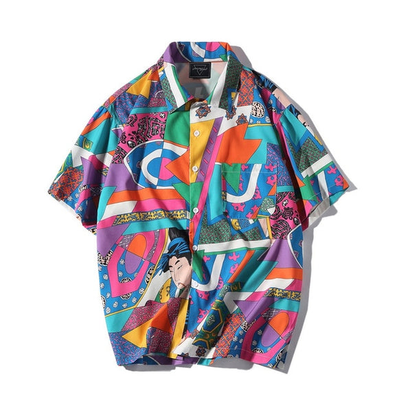 """COLOR TECH"" SHORT SLEEVE SHIRT"