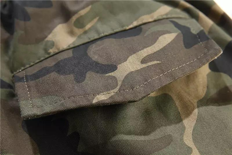 CAMOUFLAGE JOGGERS (2 colors)