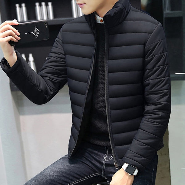 CONTEMPORARY PADDED JACKET (3 colors)