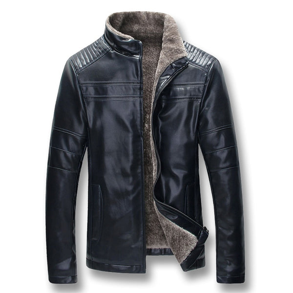 FITTED WARM JACKET (3 colors)