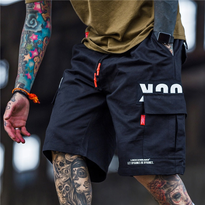 """LOADED"" SHORTS (2 colors)"