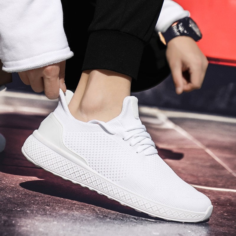 CASUAL BREATHABLE SNEAKERS (4 colors)