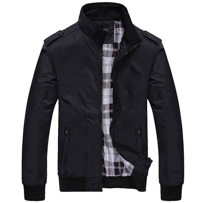 CASUAL PILOT JACKET (5 colors)