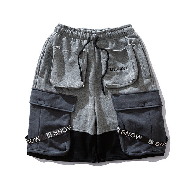 """ROCK"" SHORTS (2 colors)"