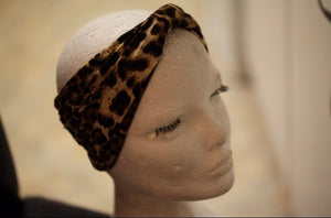 Leopard Dream headband
