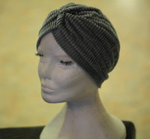 Load image into Gallery viewer, Manchester Light Grey Turban