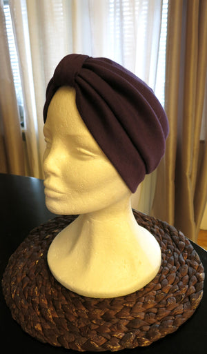 Purple Turban
