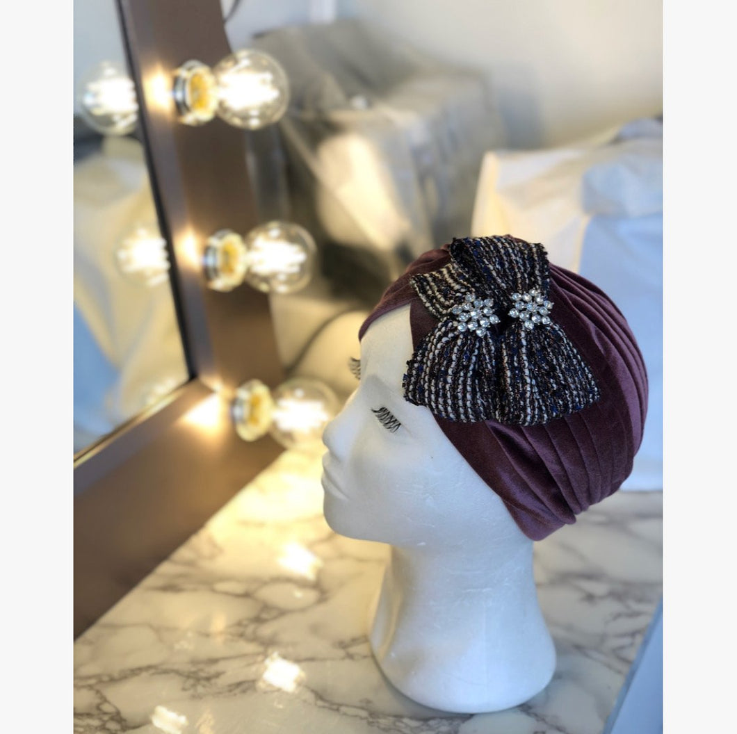 Haute Bow Turban