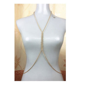 Golden Bone Chain
