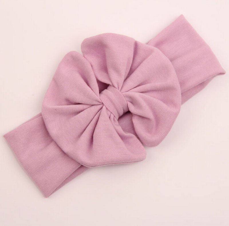 Baby Headband Light Purpule