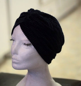 Manchester Dark Blue Turban