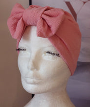 Load image into Gallery viewer, Happy Peach Turban