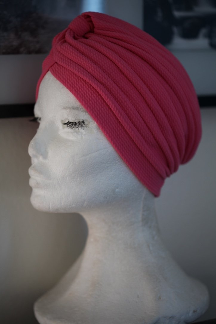 Chique Pink Turban