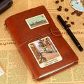 VKN010 (JD42) - Dad To Daughter - Your Way Back Home - Vintage Journal - Viking Notebook