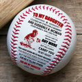 (BB84) - BAB076 - Dad To My Daughter - Any More - Baseball Ball