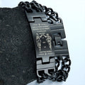 Engrave - SDB006 - Call On Me Brother - French - Soldier Bracelet