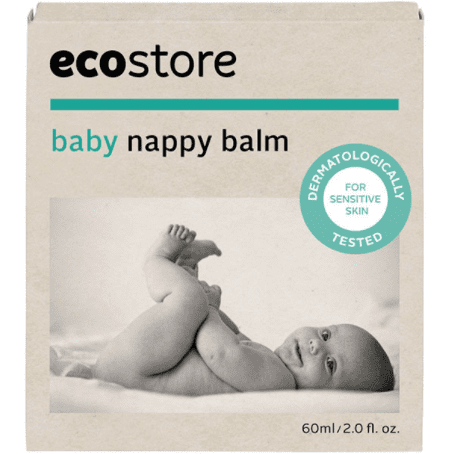 Ecostore Baby Nappy Balm - Soothes Nappy Rash