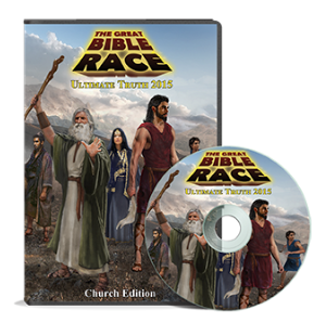 Great Bible Race Church Edition (MAC)