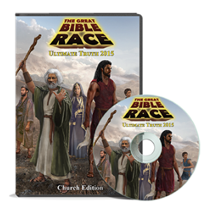 Great Bible Race African American Edition (MAC)