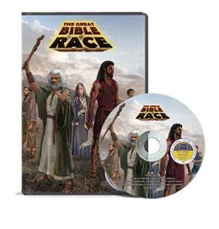 Great Bible Race P.N.B.C. Edition (PC)