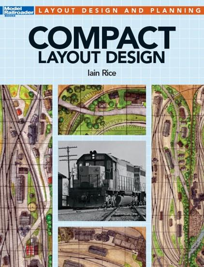 Kalmbach Books Layout Design & Planning Compact Layout Design