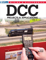 Kalmbach Books Wiring & Electronics DCC Projects & Applications Vol. 4