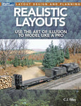 Kalmbach Books Realistic Layouts