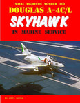 Ginter Books - Naval Fighters: Douglas A4C/L Skyhawk in Marine Service