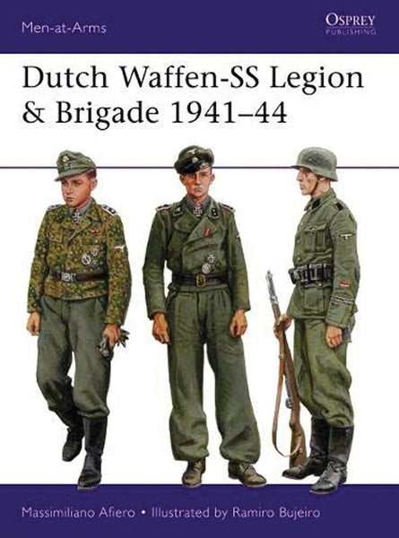 Osprey Publishing Men at Arms: Dutch Waffen-SS Legion & Brigade 1941-44