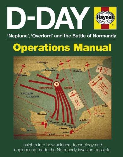 Motor Books D-Day Neptune, Overlord & the Battle of Normandy Operations Manual