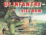 Squadron Signal US Infantry-Vietnam In Action