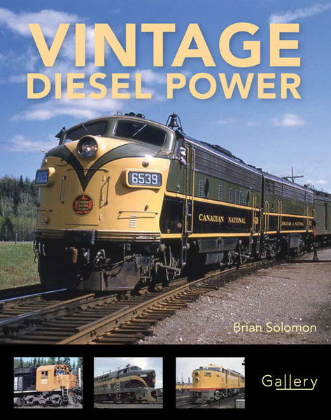 Quarto Publishing - Vintage Diesel Power