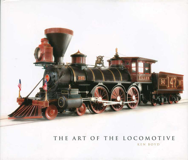 Quarto Publishing - The Art of the Locomotive