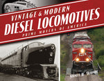 Quarto Publishing - Vintage & Modern Diesel Locomotives